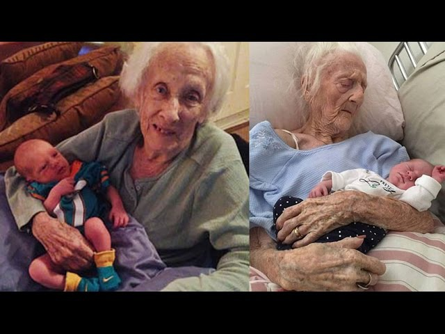 101-Year-Old Woman Gives Birth To Her 17th Baby in Italy - Anatolia Vertadella