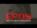 EPOS - HAPPY NEW YEAR | UNDER 18 UK BEATBOX VICE-CHAMPION 2015 & 2016 | KBMP
