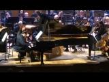 Гершвин Рапсодия в стиле Блюз Солист  Даниил Крамер (фортепиано)