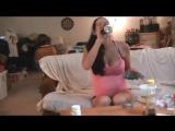 Summer belly stuffing vomit