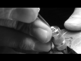 фиксации небольших цилиндрических деталей