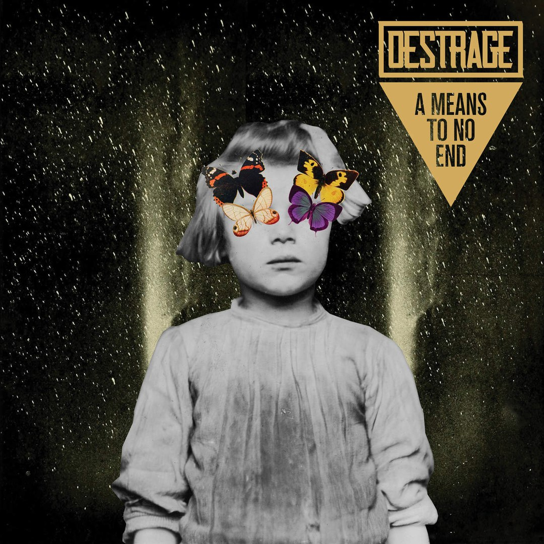 Destrage - A Means to No End (2016)