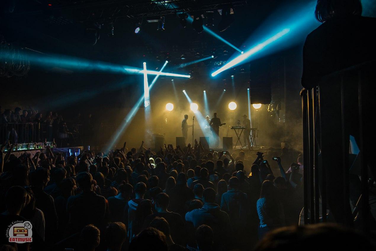 Концерт I am waiting for you last summer состоялся в Москве