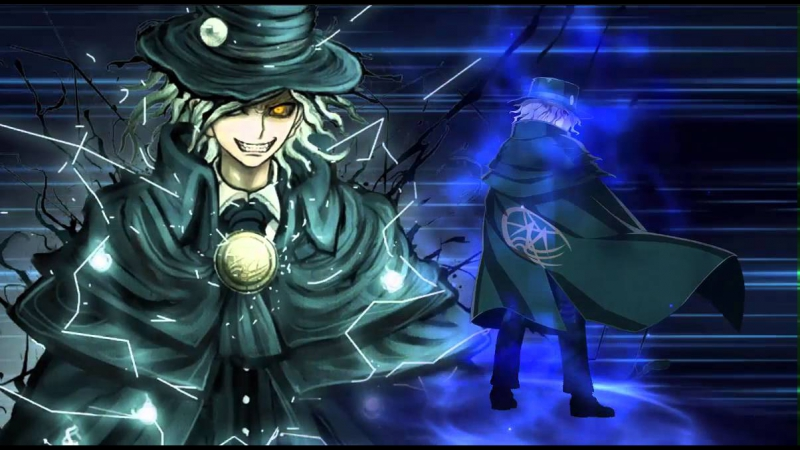 Edmond Dantès Noble Phantasm - Enfer Château d'If (Hell Château d'If): Tyger, Tyger, Burning Bright+EXattack
