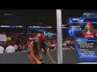 [WWE QTV]WWE[Smackdown Live] 17.01.2017[Озвучка от[Wrestling Ukraine](Павел Дранчук(Дрейт))vk.com/wwe_restling_qtv