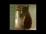 Long hair in the sun II