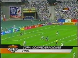 Франция - Камерун. Финал Кубка конфедераций-2003