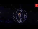Юлианна Караулова - Внеорбитные,  Разбитая любовь (Big Love Show 2017) 11.02.201