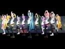Аниме танец♥♥♥♥ Вокалоиды