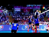 TOP 10 Best Actions by Saori Kimura - Wing Spiker