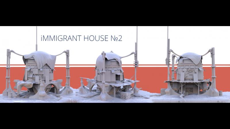 Дом переселенцев №2 Часть-2 моделинг » Freewka.com - Смотреть онлайн в хорощем качестве