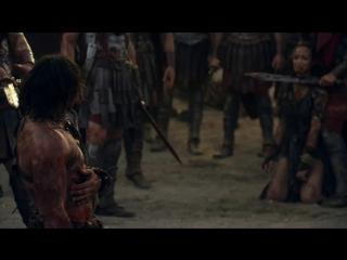 Спартак, Война проклятых