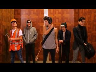 Музыка в лифте (6 sec)