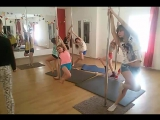 pole dance kidship hop