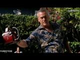 «Эш против Зловещих мертвецов»: Опасность иметь бензопилу вместо руки (русские субтитры)