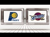 NBA Playoffs 2017  East  1st Round  Game 2  17.04.2017  Indiana Pacers @ Cleveland Cavaliers