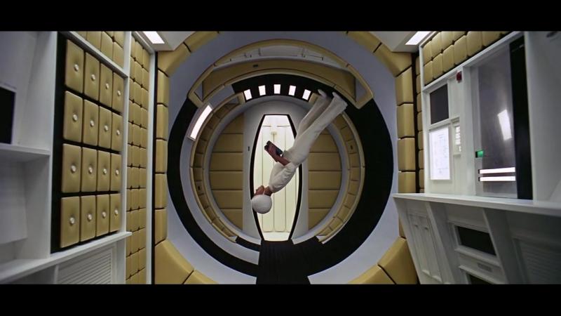 Космическая одиссея 2001 года / 2001: A Space Odyssey. 1968. 720p.Гаврилов. VHS