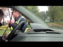 Водитель макнул 3 х ГИБДДшников как щенков Общение с ГИБДД