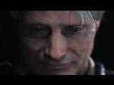 Видео: новый трейлер Death Stranding с участием Мадса Миккельсена