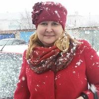 Анкета Екатерина Орехова