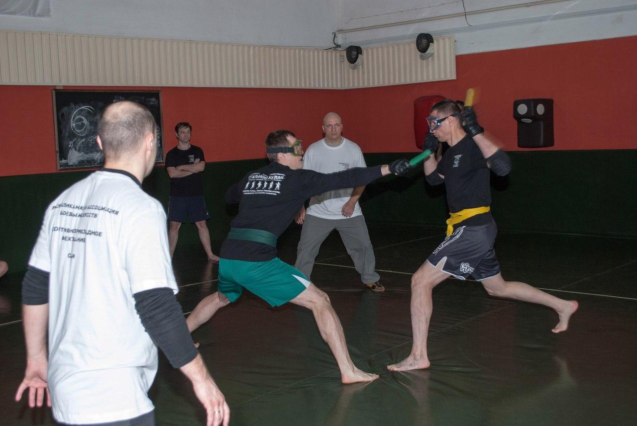9-ые открытые соревнования по спортивно-прикладному фехтованию г.Минск