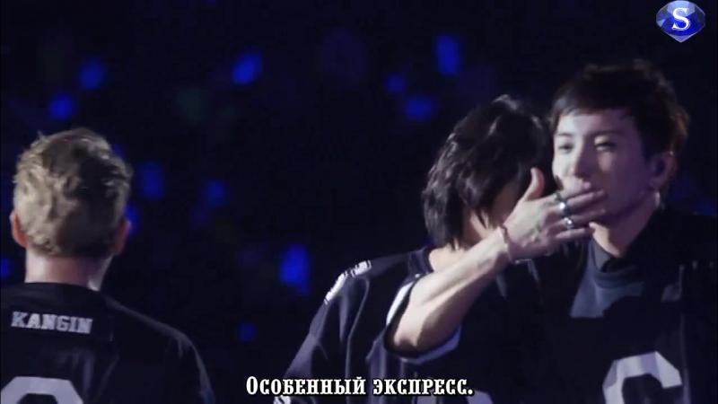 Super Junior (슈퍼주니어) - Bambina [Super Show 6 (SS6) In Japan, Tokyo] (рус.саб)