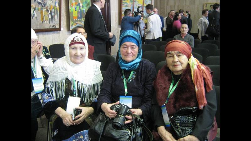 Татар төбәк тарихын өйрәнүчеләр съезды