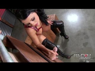 Adriana chechik - femdomempire.adriana.chechik.owning.his.balls