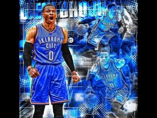 Russell Westbrook BEST PLAY EVERY GAME ¦ MVP Season 2016-2017