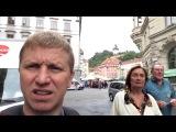 Бизнесмен Олег Попов в Австрии