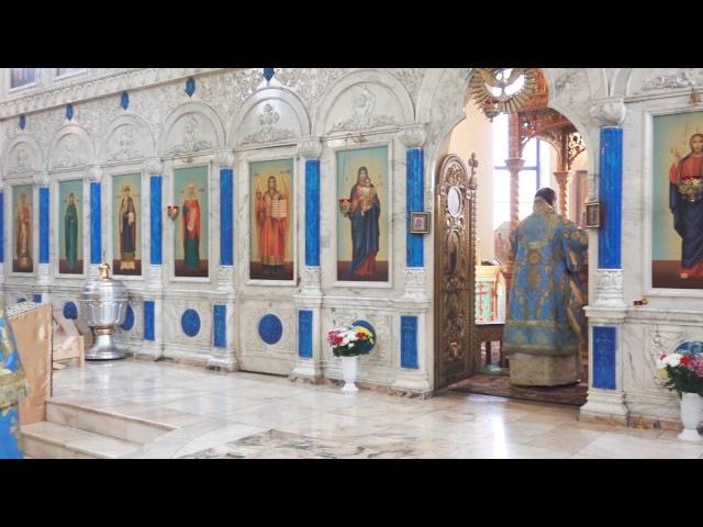 Хиротония иподьякона Кирилла Зиновьева и первый возглас