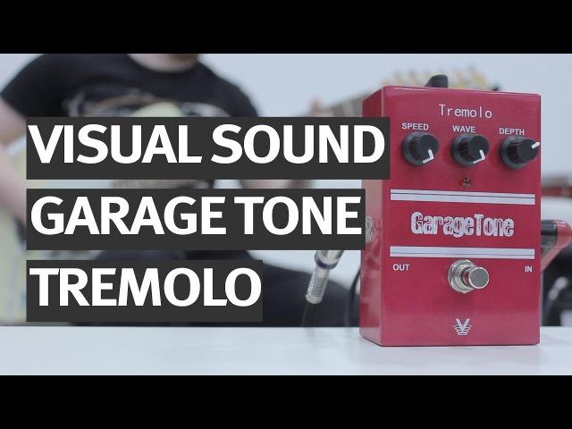 GarageTone Tremolo by TrueTone (ex Visual Sound) Demo