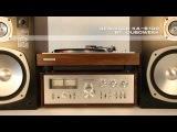 Kenwood Amplifier KA 9100 Demo