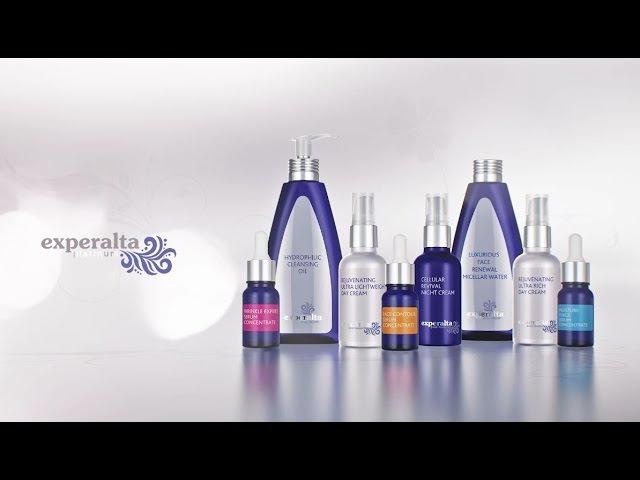 Experalta Platinum Природная лаборатория красоты Новый уровень