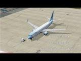 PMDG 737 NGX  Full Flight Tutorial  East Midlands to Dublin  Part 13