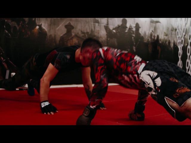 Спортивная миксология:Белоруссий клуб единоборств Ратибор