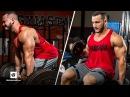High Volume Back Biceps Workout Hunter Labrada