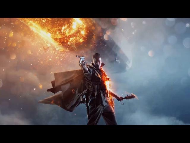 Прохождение Battlefield 1 СКВОЗЬ ГРЯЗЬ И КРОВЬ 1 Серия Адская Битва с Немцами 2