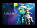 Doll Repaint Figurine Steven Universe Turquoise Dou Hong Deviantart OOAK Custom Monster High