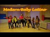 Modern Baby Latino  DF-Studio  ATorosyan  Современная детская латина танцы paranavigar