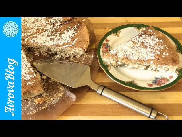 Любимый пирог из юности «Мазурка» / My favorite cake of my youth «Mazurka»