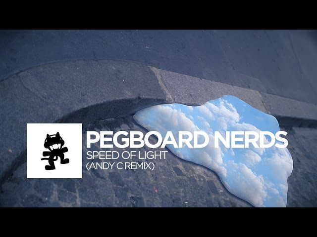 Pegboard Nerds Speed of Light Andy C Remix Monstercat Official Music Video