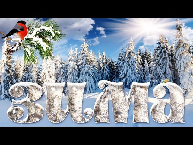 ЗИМА-КРАСАВИЦА ПРИШЛА ~ волшебного зимнего настроения ~ с первым днем зимы