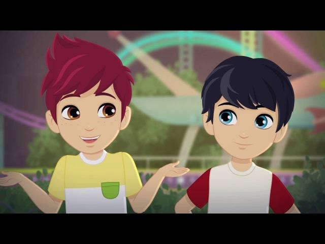 LEGO Friends - Season 3 - Webisode 19-Большие надежды