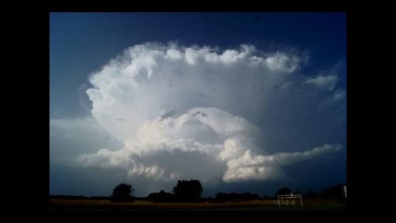 [HD]Violent Orage sous supercellule dans le 71 du 30/06/2012-Chasse, dégats,et observations radar