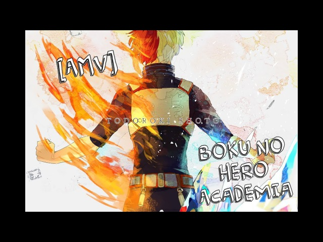 [AMV] Fairly Local (cover) Boku no Hero Academia / Shoto Todoroki