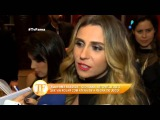 A REGRA DO JOGO - Giovanna Antonelli - TV FAMA 18112015