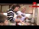 Львів'яни вчать гостей з Донецька галицьким традиціям приготування різдвяної вечері