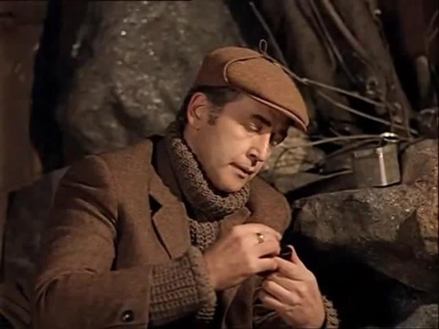 Шерлок Холмс О любви · coub коуб