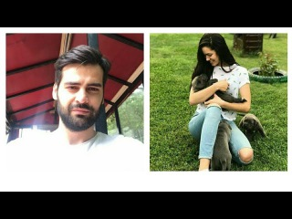 Erkan Meriç ve Hazal Subaşidan Yeni görüntüler geldi